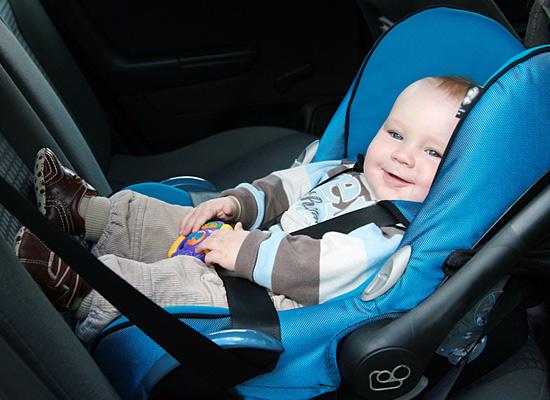 Детское автокресло – безопасность вашего ребенка