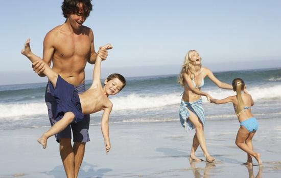 Отдых с детьми на море. Правила поведения