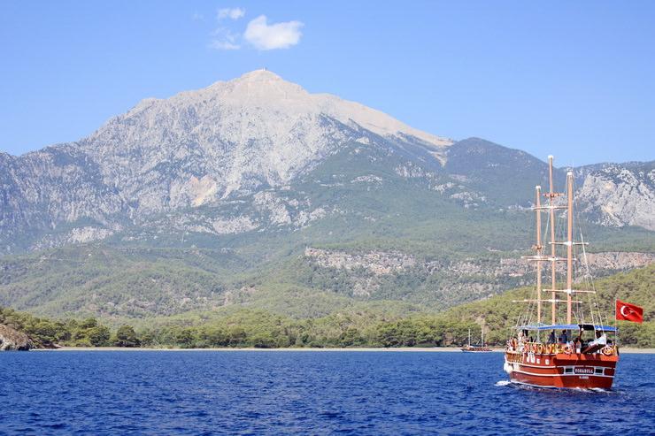 Какой курорт выбрать для отдыха с детьми в Турции?