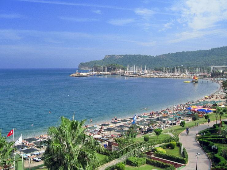 Курорты Турции для семейного отдыха. Кемер