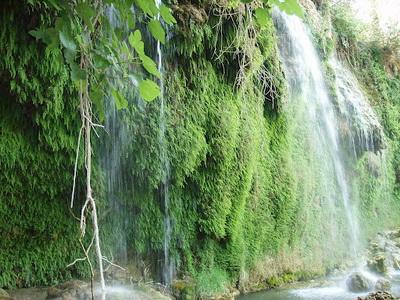 Семейный отдых в Анталии. Водопад Куршунлу