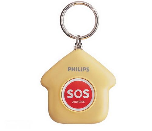 Брелок потерявшегося ребенка Philips