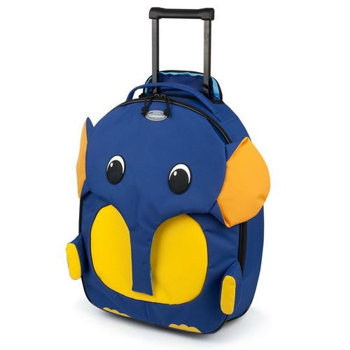 Как выбрать детский рюкзак на колесах