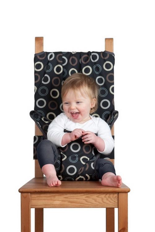 Детский дорожный стульчик – ТотСит (Totseat)
