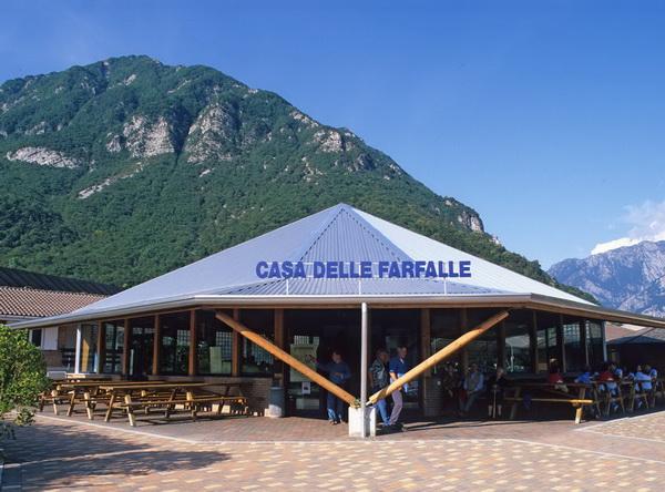 Casa delle Farfalle - Дом бабочек. Италия. Отдых с ребенком
