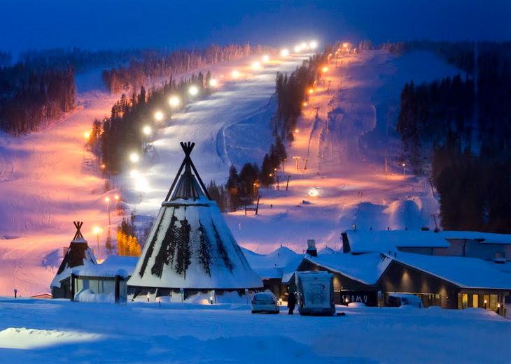 Суомутунтури в Финляндии