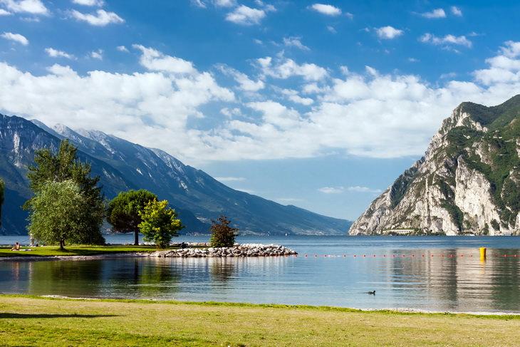 Отдых на озере Гарда с детьми