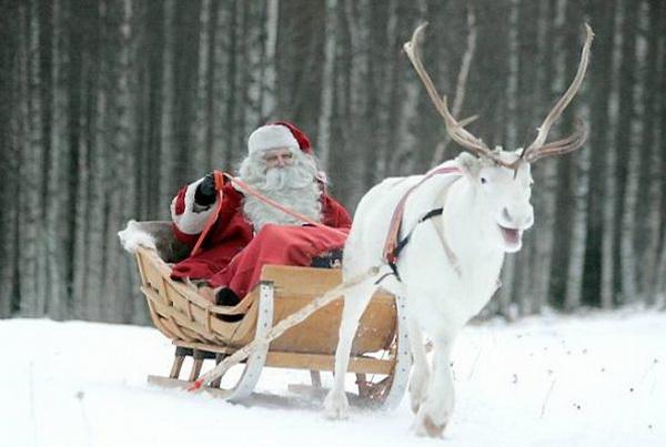 Откуда взялся Дед Мороз?