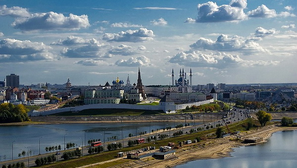 Музей-заповедник «Казанский Кремль». Казань