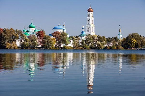 Раифский Богородицкий мужской монастырь. Казань