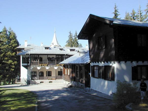 Горнолыжные курорты Болгарии. Царская резиденция Быстрица