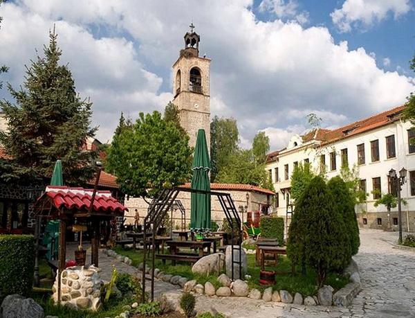 Церковь Святой троицы в Банско, Болгария