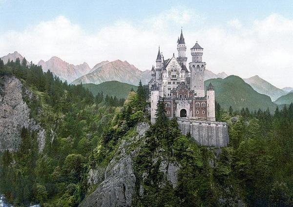 Замок Нойшванштайн – жемчужина Германии