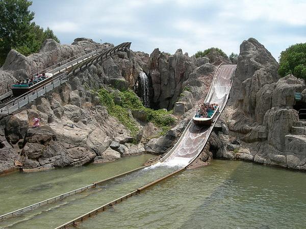 Порт Авентура. Тутуки