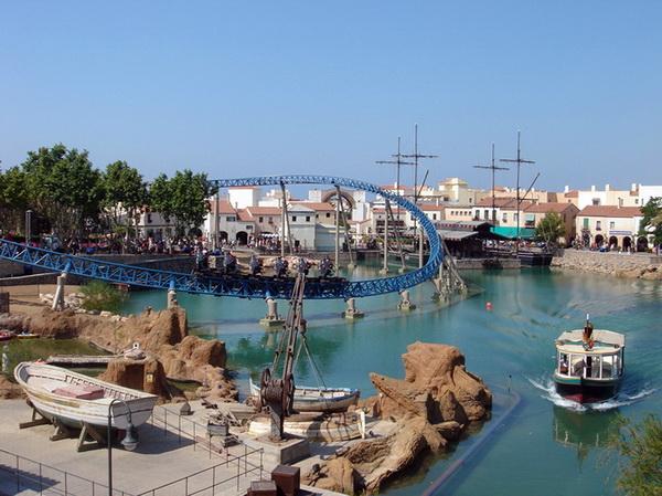 Порт Авентура Порт Драссана