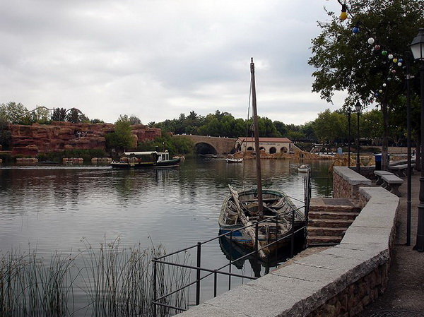 Порт Авентура Средиземноморье