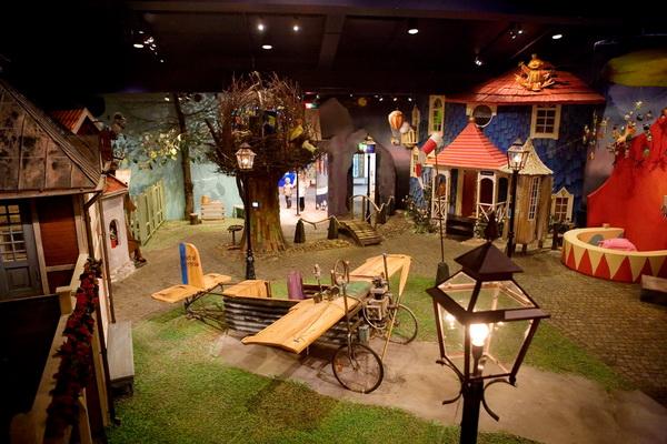Идеи для отдыха с детьми в феврале. Музей скандинавских сказок «Юнибакен»
