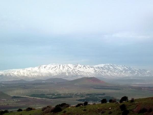 Отдых в Израиле с детьми. Гора Хермон
