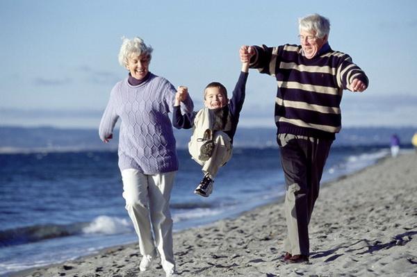 Советы для бабушек и дедушек, которые путешествуют с внуками