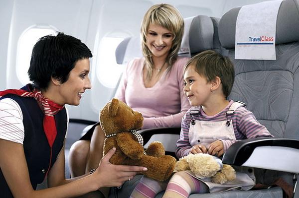 Бронирование билетов на самолет