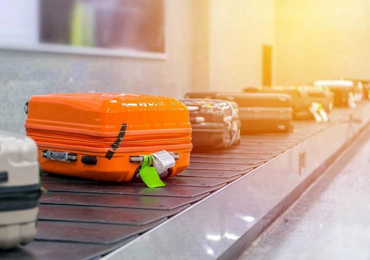 Лента для транспортировки багажа