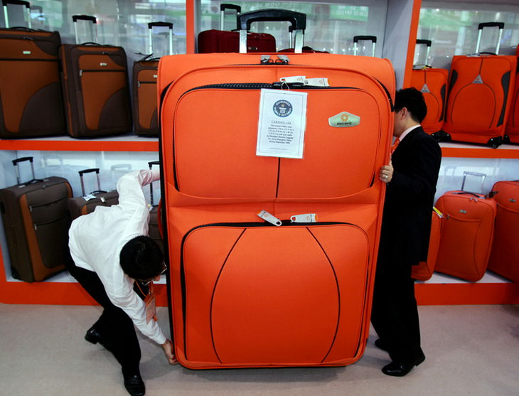 Негабаритный багаж
