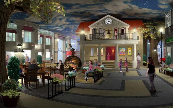 Тематический развлекательный центр для детей «Kidzania»