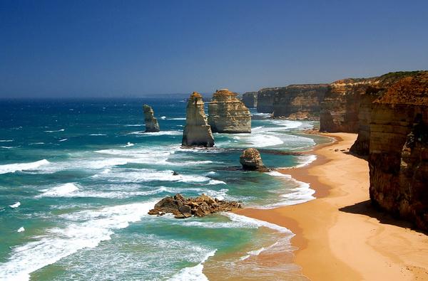 Отдых в Австралии с детьми. Побережье Австралии