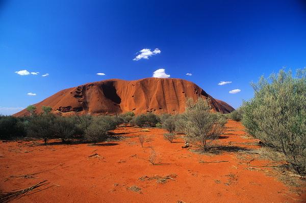 Путешествие с детьми в Австралию. Пустыня