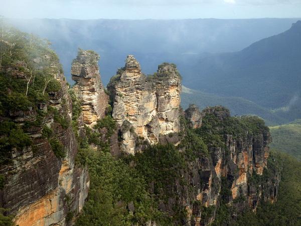 Путешествие с ребенком в Австралию. Голубые горы