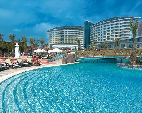 Как выбрать отель для отдыха с ребенком в Турции?