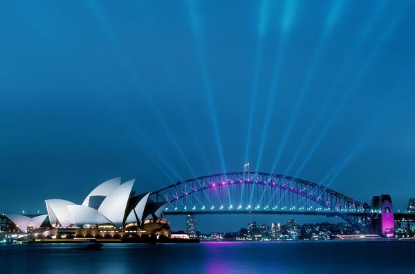 Отдых с детьми в Австралии. Сиднейский оперный театр