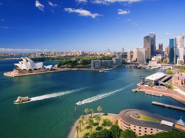 Отдых с ребенком в Австралии. Сидней
