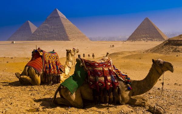 Куда можно поехать без визы в 2013 году? Египет