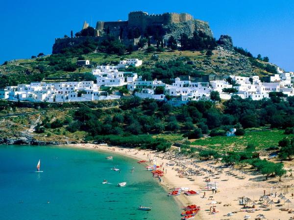 Куда поехать без визы в 2013 году? Греция