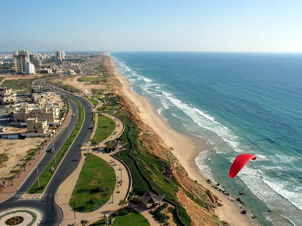 Безвизовые страны 2013 года. Израиль