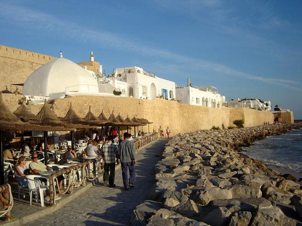 Куда поехать отдыхать без визы? Тунис, Хаммамет