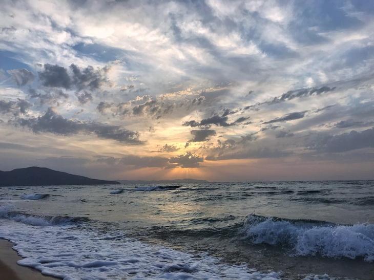 Океан в Тунисе