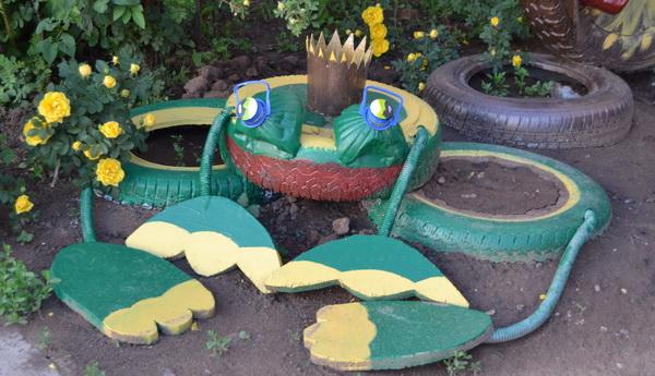 Идеи для обустройства детской площадки на даче