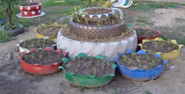 Идеи оформления детской игровой площадки на даче
