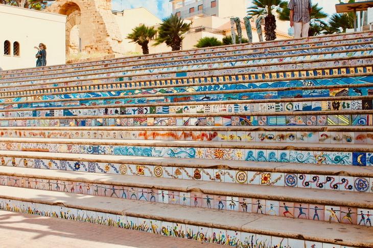 Ступени. Марокко