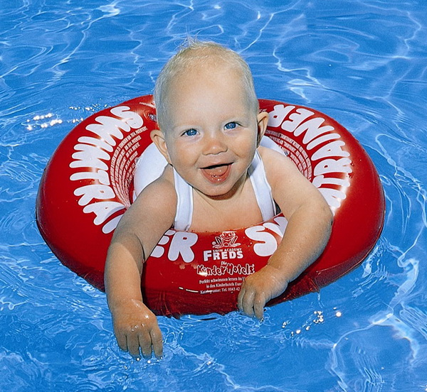 Надувной круг Swimtrainer