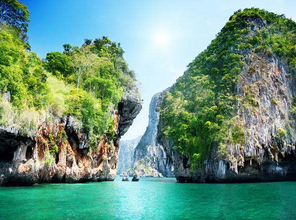 Страны с упрощенным визовым режимом. Таиланд