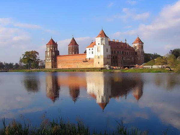 Безвизовые страны для граждан России. Белоруссия