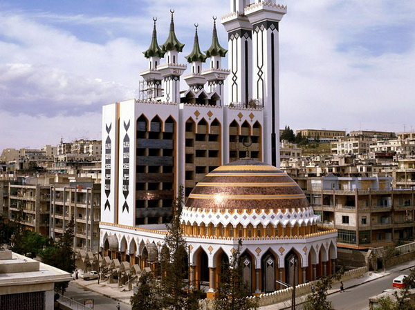Безвизовые страны Ближнего Востока. Сирия