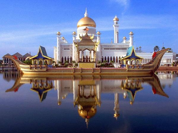 Бруней. Транзит без визы