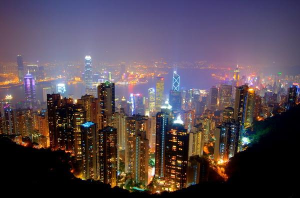 Страны Азии, куда можно съездить без визы. Гонконг
