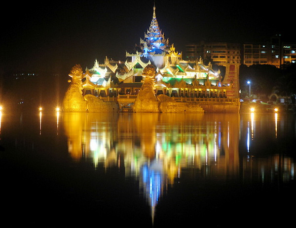 Безвизовые страны для российских граждан. Мьянма