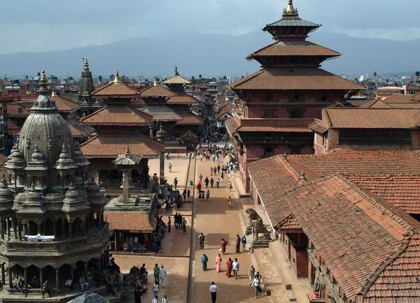 Страны с безвизовым режимом. Непал