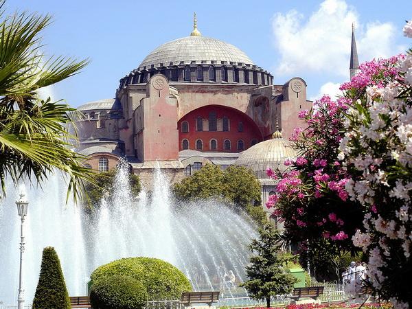 В Европу без визы. Турция